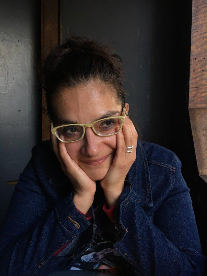 Lourdes Author Photo